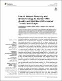 Use of Natural Diversity and Biotechnology.pdf.jpg
